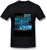 ZYX A Very Special Evening With Dave Matthews Band 2015 Tour T Shirt For Men M