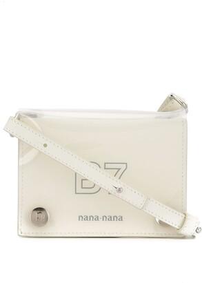 Nana Nana x PVC B7 crossbody bag