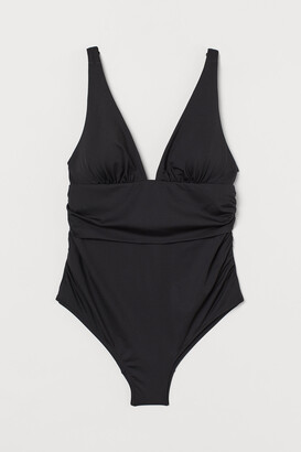 H&M MAMA V-neck Swimsuit