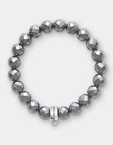 Thomas Sabo Charm Club Hematite Bracelet