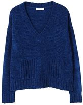 MANGO Chenille sweater
