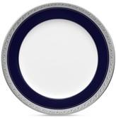 "Noritake Crestwood Cobalt Platinum"" Salad Plate"