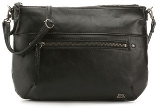 The Sak Oleta Leather Crossbody Bag