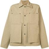 Craig Green patch pocket shirt jacket - men - Cotton/Nylon - M