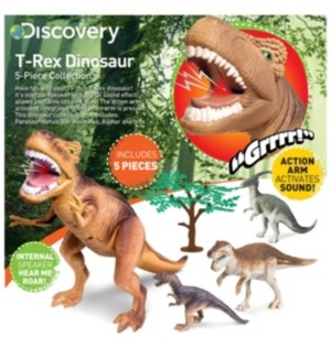 Discovery Kids Toy Dinosaur Set - Dinosaur Toy