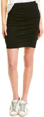 IRO Ruched Mini Skirt
