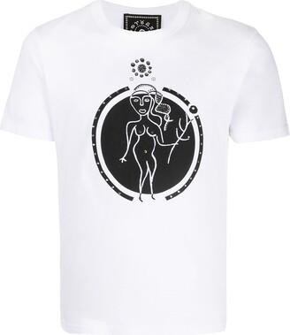 10 Corso Como Virgo print T-shirt