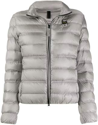 Blauer quilted puffer jacket