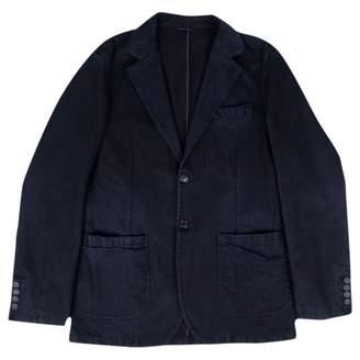 Prada Black Cotton Jackets