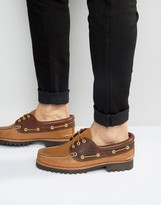 Timberland Classic Lug Boat Shoes