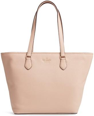 Kate Spade Jana Leather Tote Bag