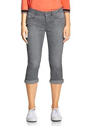 Street One Women's 372413 Jane Casual Fit Slim Jeans