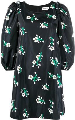 Essentiel Antwerp Zirror floral mini dress