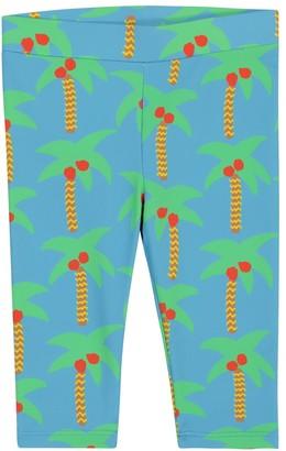 Stella McCartney Kids Baby printed leggings