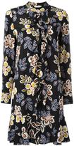 Tory Burch floral print dress - women - Silk - 2