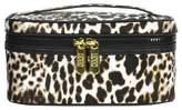 S.O.H.O New York Cattitude Train Case Cosmetic Bag