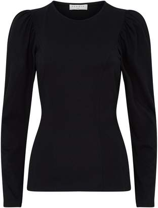 Sandro Ruched Top