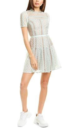 Self-Portrait A-Line Dress