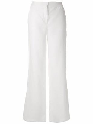 Alcaçuz Maceio linen trousers