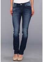 Mavi Jeans Kerry Mid-Rise Straight Leg in Indigo Nolita