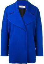Marni dolman sleeve coat