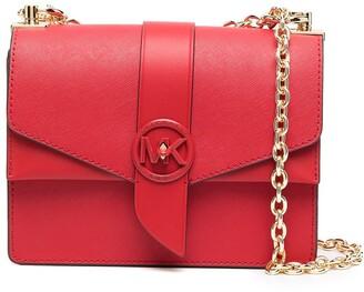 MICHAEL Michael Kors Greenwich leather crossbody bag