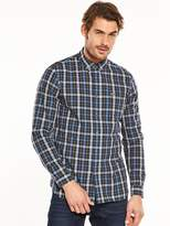 Lacoste Sportswear Long Sleeve Checked Shirt