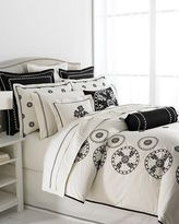 CLOSEOUT! Martha Stewart Collection Moonlight Silhouette Duvet Cover, King