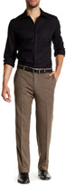Tailorbyrd Cavalry Twill Wool Flat Front Pant