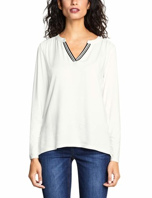 Street One Women's 314168 Long Sleeve Top