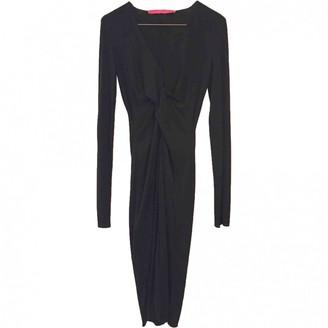 Ungaro Black Silk Dress for Women