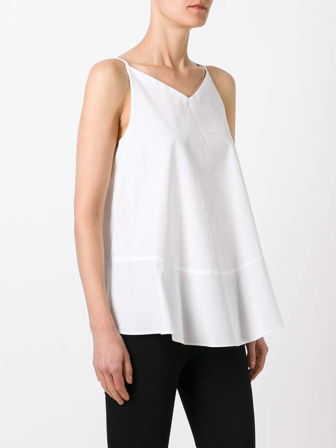 Jil Sander Navy cami top