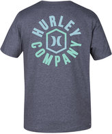 Hurley Men's Graphic-Print Cotton T-Shirt