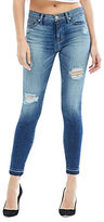 Hudson Nico Mid-Rise Cropped Jeans