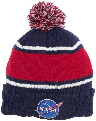 American Needle Pillow Line NASA Knit Beanie