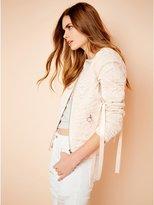 GUESS Bottega Embroidered Jacket