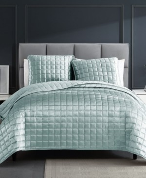 Riverbrook Home Lyndon 3 Piece Full/Queen Coverlet Set Bedding