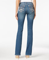 Earl Jeans Embellished Bootcut Jeans