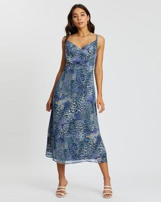 Speechless Slip Dress