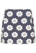 Topshop Flower power skirt