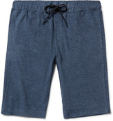 Theory Moris Slim-Fit Terry Drawstring Shorts