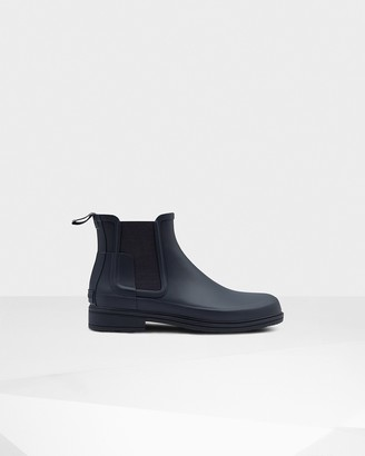 Hunter Men's Refined Slim Fit Chelsea Boots