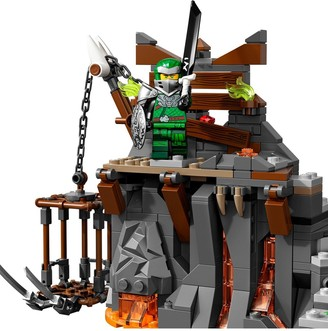 Lego Ninjago 71717 Journey to the Skull Dungeon 2in1 Build & Board Game