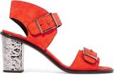 McQ by Alexander McQueen Suede sandals