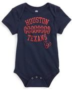 Infant Nfl Logo Houston Texans Fan-Atic Football Bodysuit