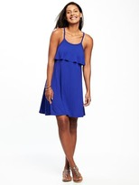 Old Navy Ruffle-Trim Swing Dress for Women