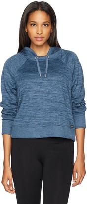 Calvin Klein Women's Hooded Crop Sweater
