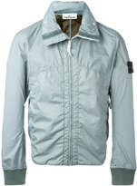 Stone Island Micro Reps jacket - men - Polyamide/Polyurethane Resin - M