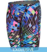 TYR Men's Disco Inferno All Over Jammer Swimsuit 8152273