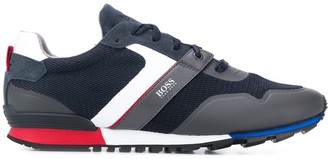 HUGO BOSS Colour Block Low-Top Sneakers